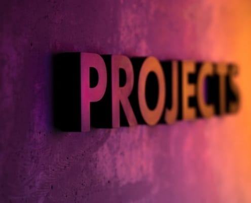 projeto de capital